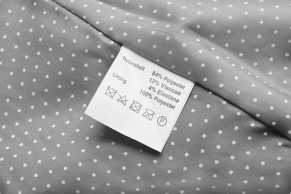 Printed Satin Wash Care Labels Labels Sa