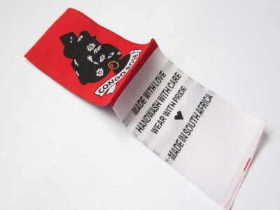 Woven Clothing Labels (New minimum 1000 units)